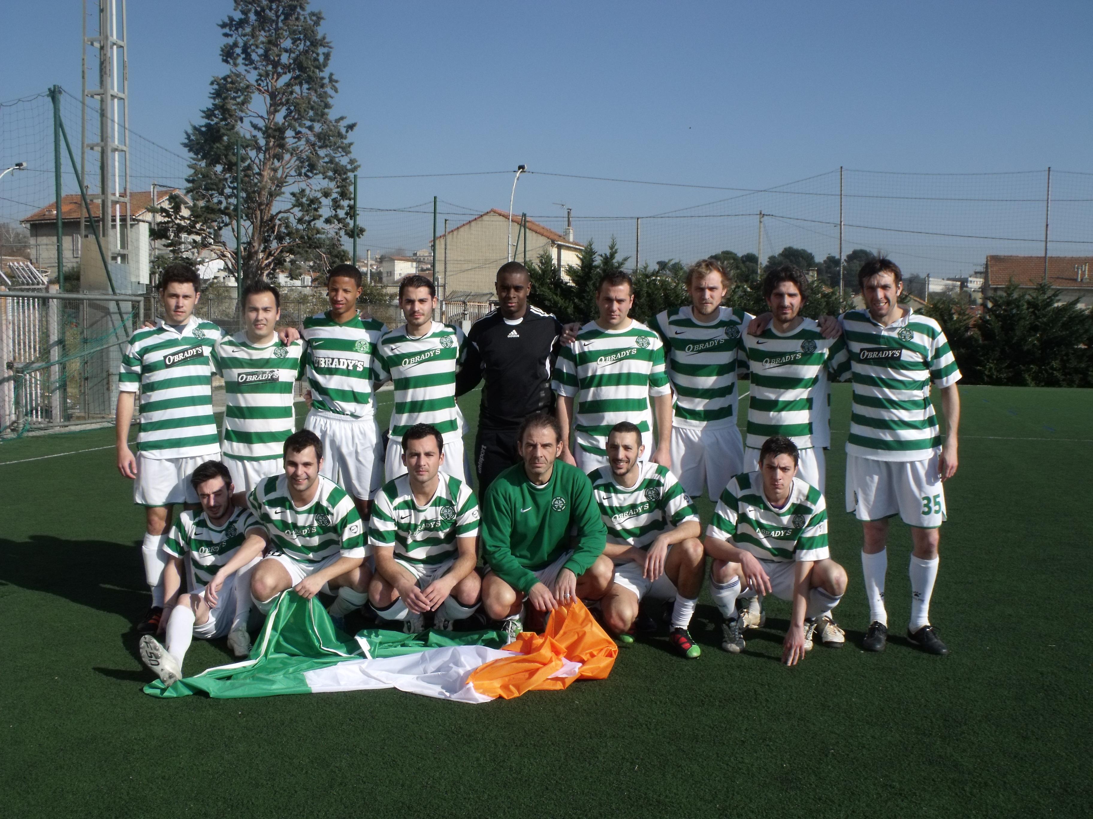 celtic irish club vs fc garibaldi cdf 2011 12